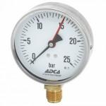 Pressure & Temperature Gauges