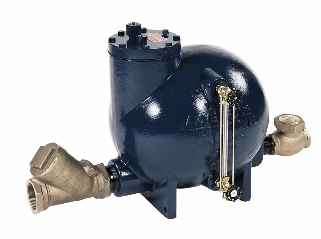 Pt condensate pumps armstrong flow control